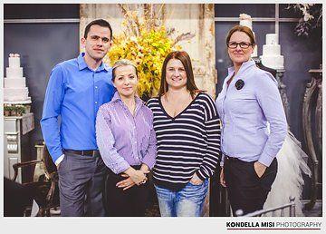 The team :) Jozsef Lengyel, Eva Halasz, Violetta Viola, Deri Annamaria