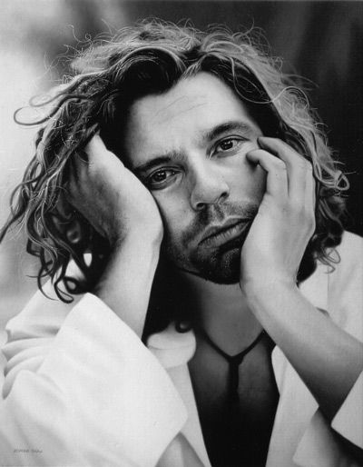 What Happened To Michael Hutchence's Fortune? Hutchence millions kiss dirt…