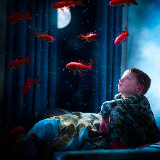 Fluid Imagination by TomCornish
