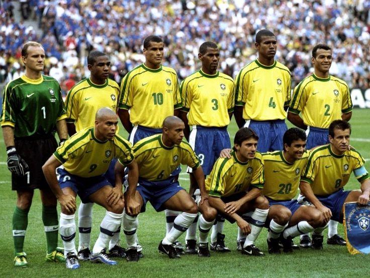 Brasilien Fussball – Brasilianische Nationalmannschaft.