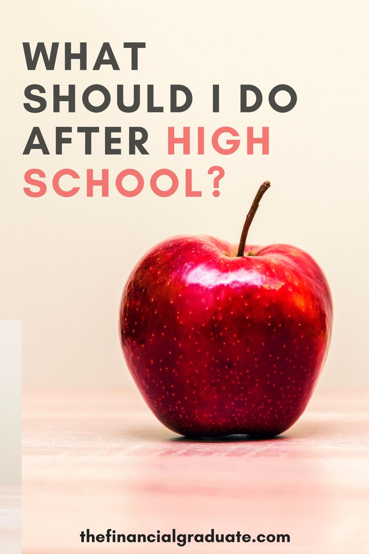 A very helpful post when considering what you want to do with your life after school. Discusses some different options and the pro's and con's of each.