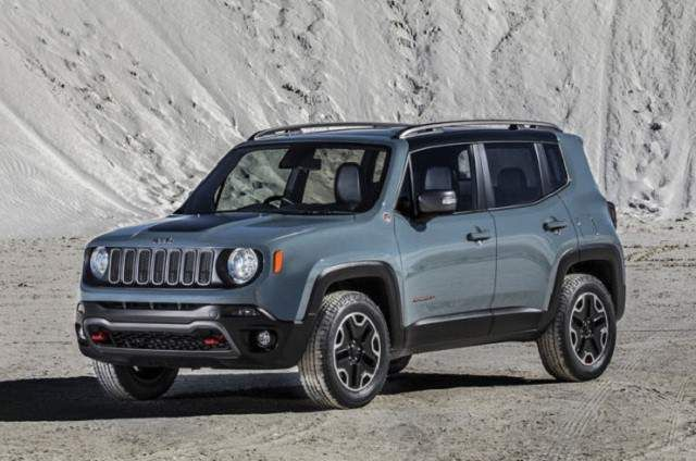 This Model Is The Smallest And Least Expensive In The Jeep 39 S Extensive Suv Range The 2018 Jeep Renegade Will Have Notable Chan Jeep Renegade Jeep Best Suv