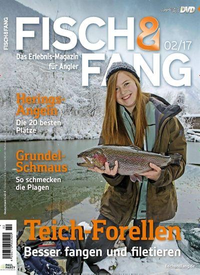 Teich-#Forellen: Besser fangen und filetieren 🎣 #Fischfang #Angeln  Jetzt in FISCH und FANG: