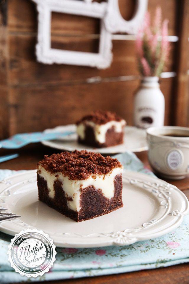 Puding Dolgulu Kakaolu Kek – Mutfak Sırları – Pratik Yemek Tarifleri