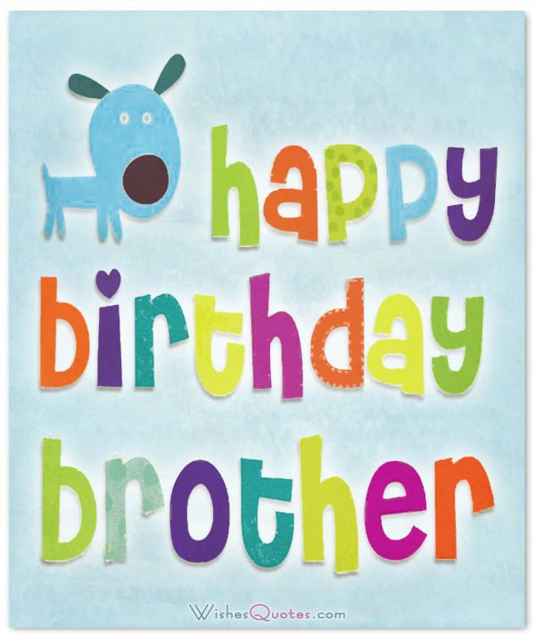 Happy Birthday Cards For Brother ~ Best words images on pinterest