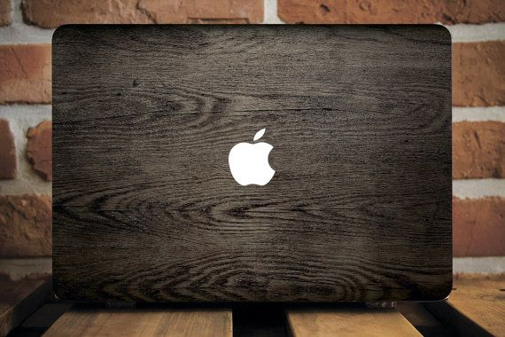 Macbook Wood Hard Case MacBook Pro 15 Inch by CreativeMacBookCases