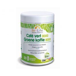 Café Vert 8000 Bio - Perte de poids 50 gélules - Biofloral