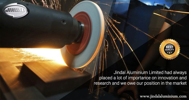 Innovation isn't the result of chance; it is the result of action. #Jindal #Aluminium Limited has always placed a lot of importance on #innovation and research and we owe our position in the market to #quality, continuous #research and innovation. Wish to join us and work on exciting projects? Submit your resume @ http://www.jindalaluminium.com/jindal-submit-resume.php right away. #Aluminum #Extrusion #career