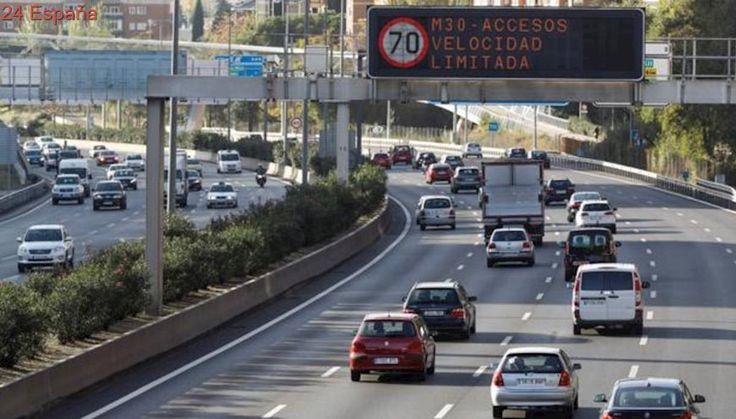 Madrid mantiene para este jueves la prohibición de aparcar en la zona SER