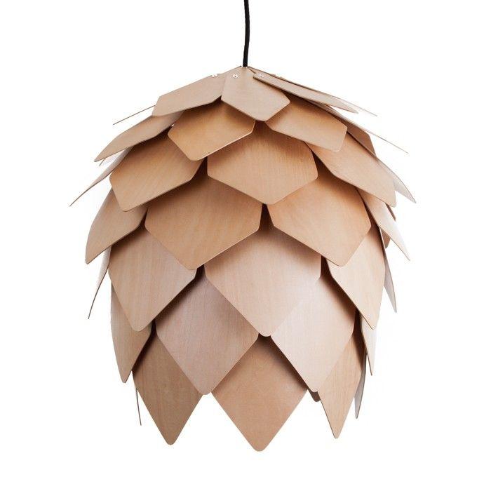 #kongle #lampe #wood #lamp