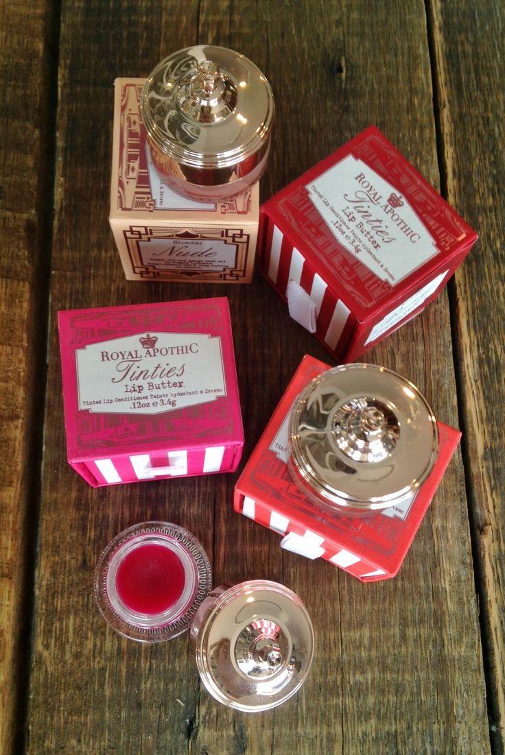 Royal Apothic Tinties Lip Butter