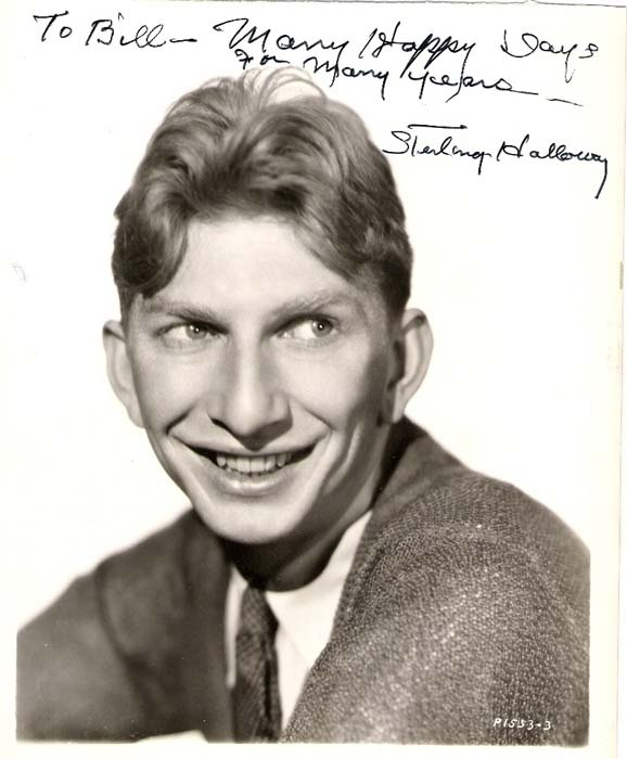 sterling holloway singing