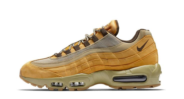 Wheat coloring has been known to be rather popular in footwear during the fall/winter season and Nike Sportswear is set to deliver at the right time. Almost similar to last year's drop, some of your favorite Air Max silhouettes will don slightly different wheat shading throughout each