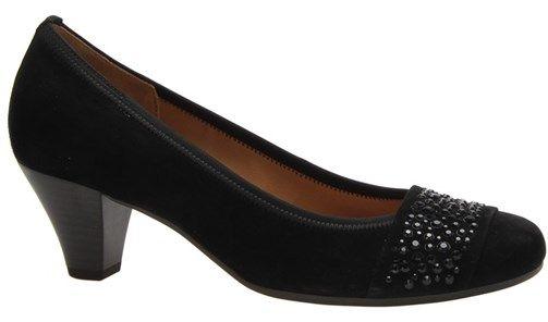 Virkelig behagelig sko fra Gabor. Fest uden ondt i fødderne. #gabor #sko