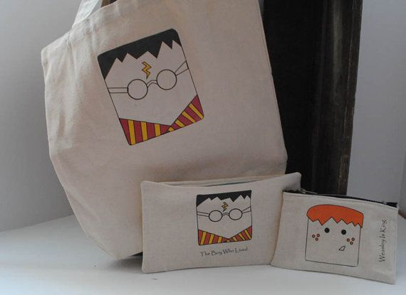 DIY Harry Potter Inspired Printable Iron On  by BeatnikKids $5