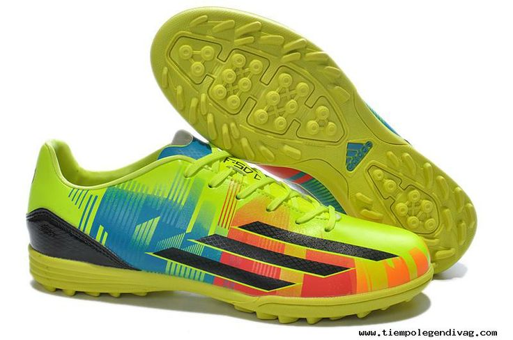 Adidas adizero XI TRX TF Colourful 2014 World Cup Limited Edition Messi  Personal Yellow Football Boots. Find this Pin and more on Nike Soccer Shoes  On Sale ...