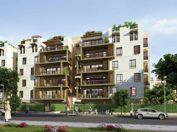 Eastown Compound – New Cairo – Apartment for Sale – B2B