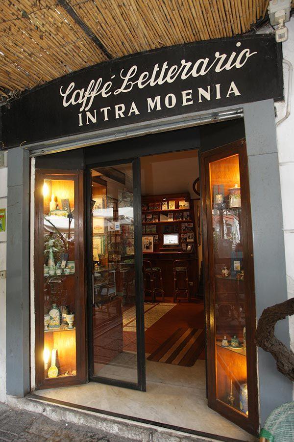 Caffé Letterario INTRA MOENIA