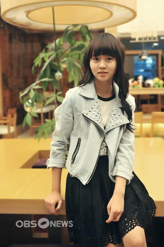 "Missing You Young Star, Kim So Hyun ""Park Yuchun oppa, I'm OK if he was my boyfriend"" pinned with Pinvolve"