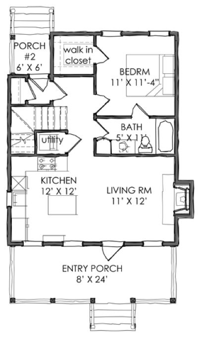 17 best images about house plans on on for House plans less than 1000 sf