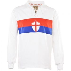 Genoa 1915 Campionato Retro Football Shirt