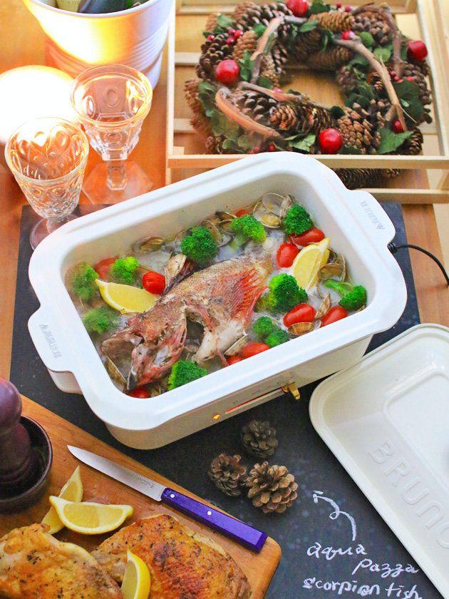 Kitchen Tool : 贈り物にしたい、キッチンツール/「イデア」の「BRUNO コンパクトホットプレート」 #kitchentools