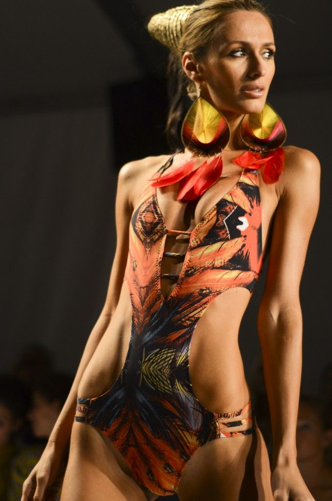Red Carter Show During Mercedes Benz Fashion Week Swim 2013 In Miami Beach Florida