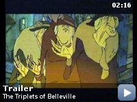 The Triplets of Belleville (Les Triplettes de Belleville) a 2003 animated comedy film written and directed by Sylvain Chomet. This production was done with Toon Boom Technology.
