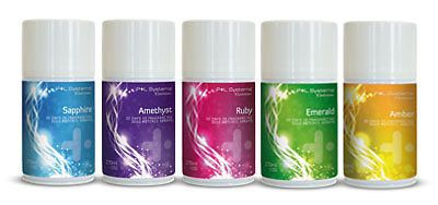 LUXURY Air freshener Refill Pack of 5 x 270ml P+L Systems