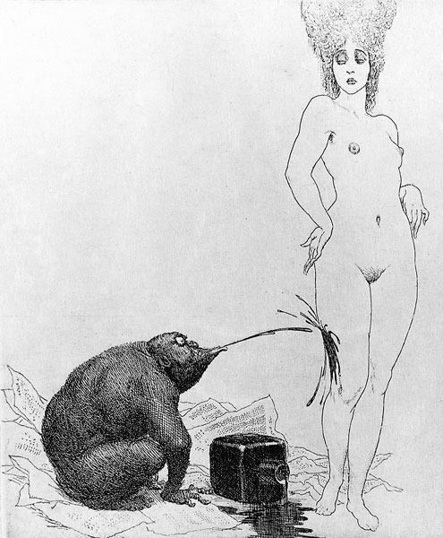 Journalism and Art by Norman Lindsay