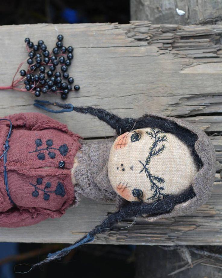 Pixie doll by Kukloferma
