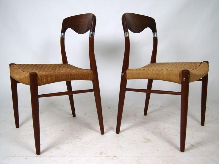 Niels O. Møller Chairs.