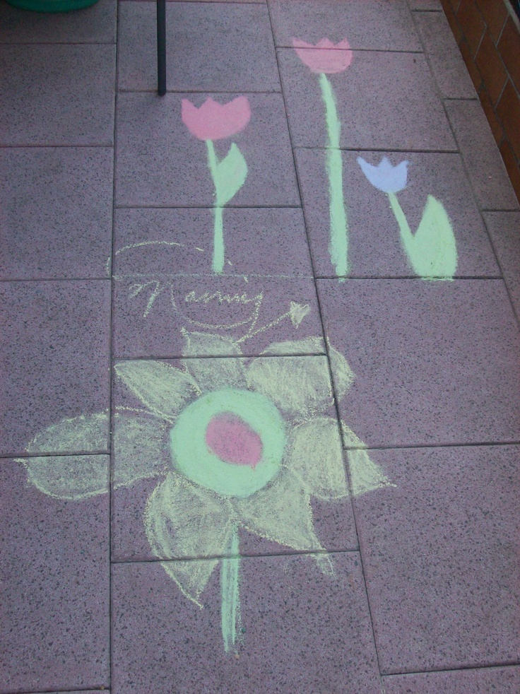 Chalk Art: Ideas, Photography, Chalk Art