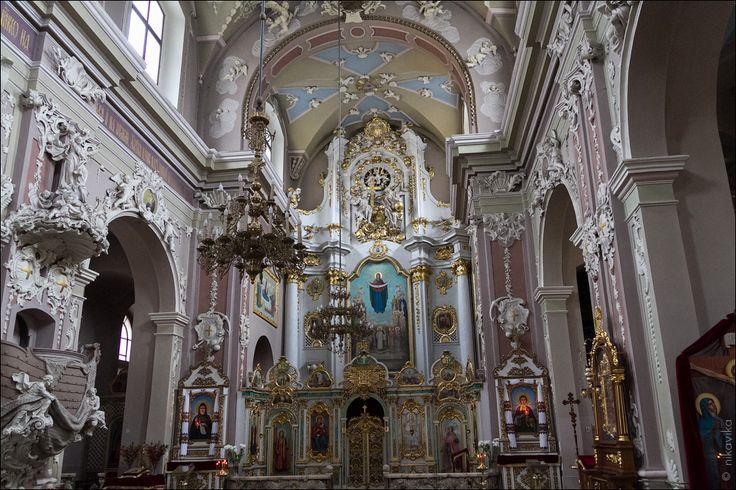 Kościół św.Mikołaja.Lwów