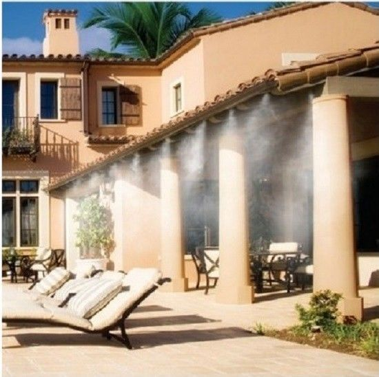 gotta get this to stay coo in my garden misting systems