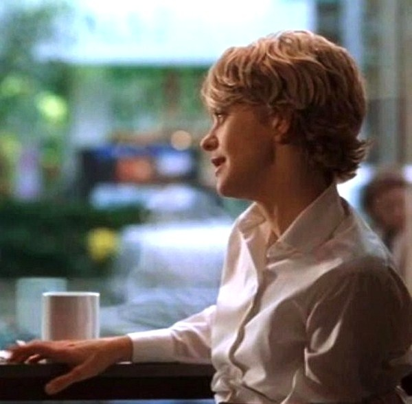 Meg Ryan in You've Got Mail | The Long and the Short of it