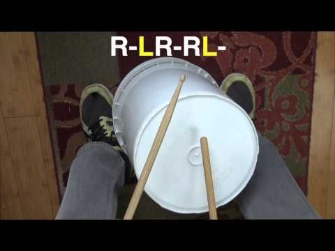 Top Ten Bucket Drumming Beats of ALL TIME! #2 & #3 - YouTube