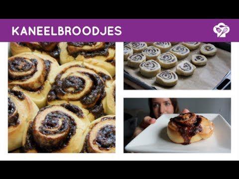 ▶ FOODGLOSS - Kaneelbroodjes (cinnamon rolls) - YouTube