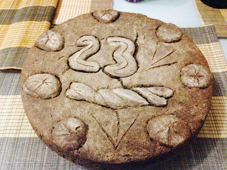 Мой домашний хлеб