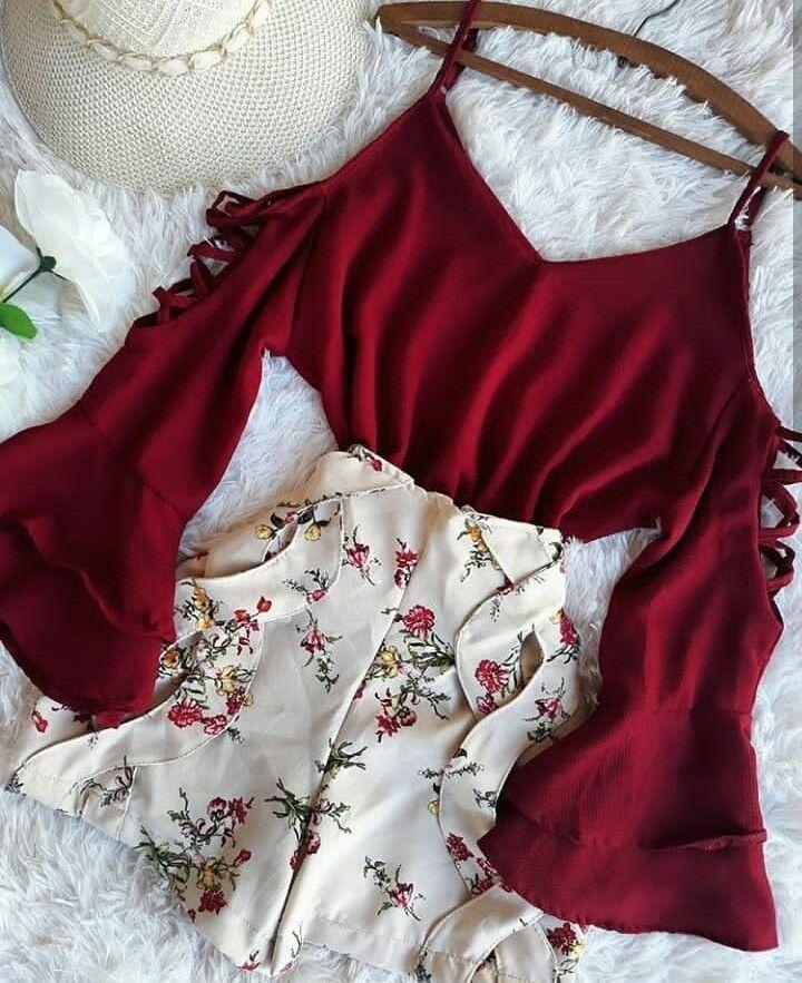 Pin de Chiana Hodgson em Summer outfits em 2019 | Roupas