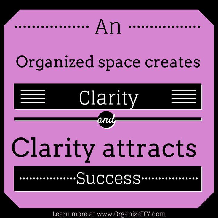 70 best Organising Motivation- Clutter images on Pinterest ...