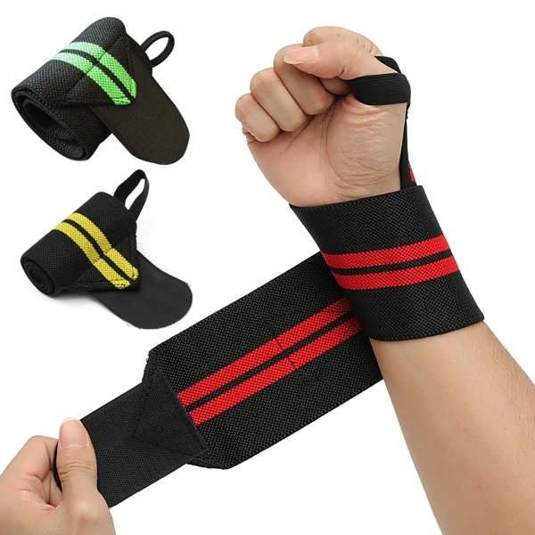 Fitness Gym Hand Wrist Support Wrap Bandage Weight Lifting Strap Brace Wristband  Worldwide delivery. Original best quality product for 70% of it's real price. Buying this product is extra profitable, because we have good production source. 1 day products dispatch from warehouse. Fast...