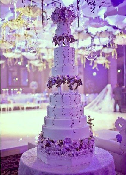 Dubai Big Wedding Cake Toppers by The Caketress UAE