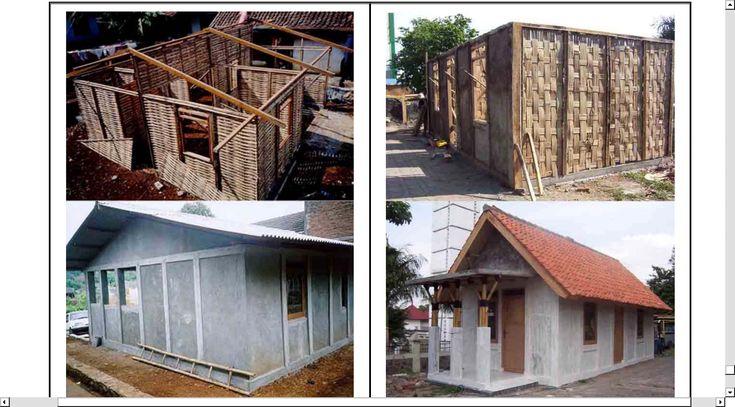 astudioarchitect.comDinding bambu digunakan untuk bangunan rumah dan sebagainya yang non permanen (struktur yang dapat dibongkar dengan mudah), kadangkala dibutuhkan untuk membuat bangunan yang ce…