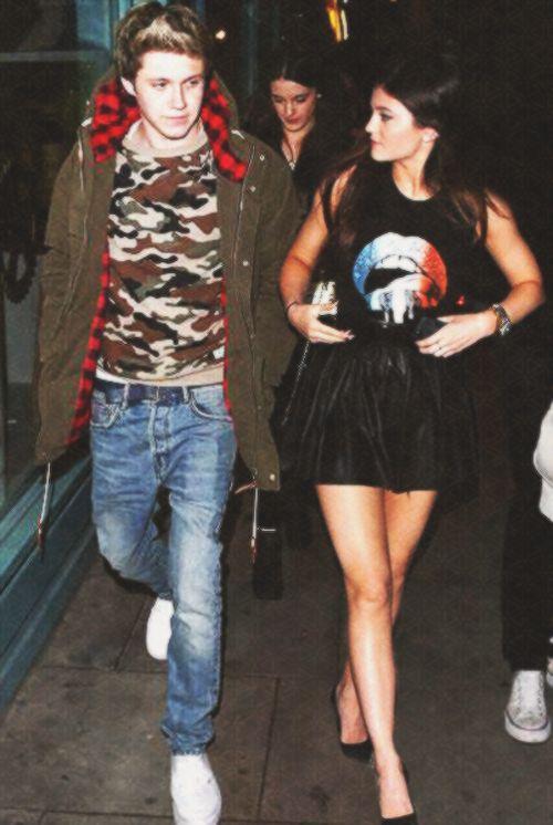 Kendall Jenner And Niall Horan Kiss | www.pixshark.com ...