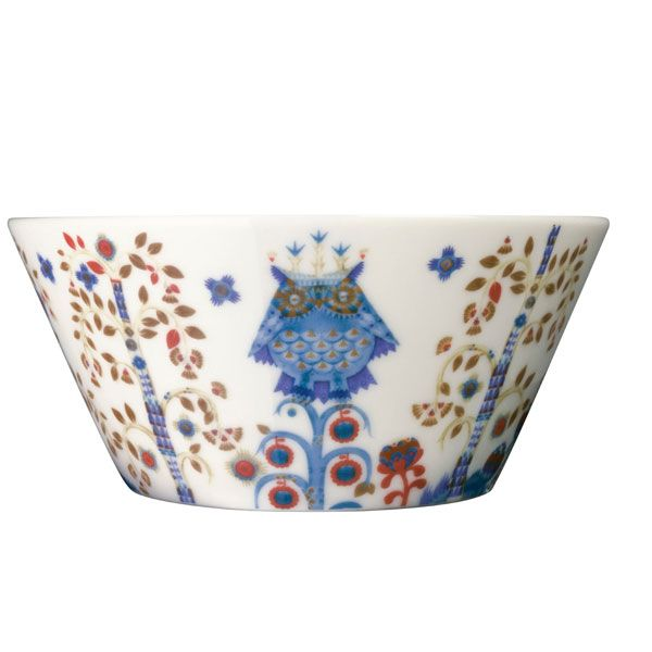 Taika bowl 0,6 l, white