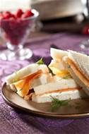 Tea Sandwich Recipes, Tips & Tricks  Recipes for English Tea Sandwiches - We have a collection of some of the best English Tea or Tea Party Sandwich Recipes on the web. A great resource for your next tea party or if you are having an afternoon social.
