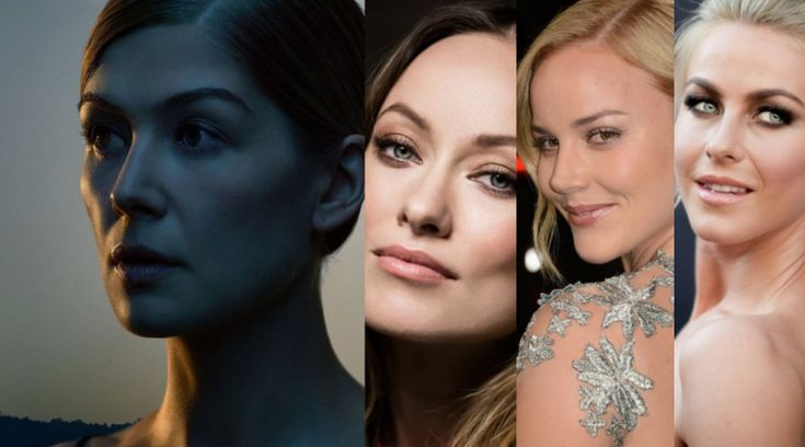 Gone Girl.  Due to the book's success and David Fincher's involvement, there were numerous actresses who wanted to play the versatile character. Olivia Wilde, Abbie Cornish, and Julianne Hough all submitted audition tapes and met with the director, but eventually, Rosamund Pike was cast.