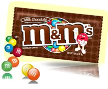 Use m&m candy to share a spiritual lesson for Fall Festival or your own family!