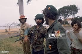 Mercenary Portuguese, FNLA in Angola in 1975.